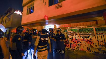 Desarticulan banda criminal dedicada a la trata de personas en Lima y Arequipa
