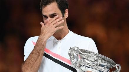 Roger Federer venció a Marin Cilic y logró su sexto Abierto de Australia