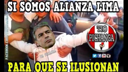 Alianza Lima es protagonista de los memes tras caer ante Audax Italiano