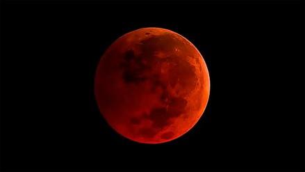 El 31 de enero se producirá una superluna con eclipse total