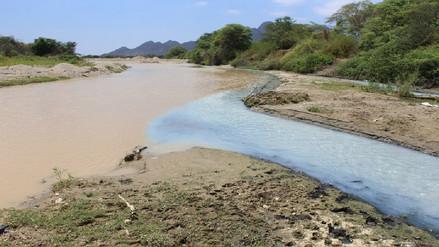 Lambayeque: Advierten contaminación del río Olmos