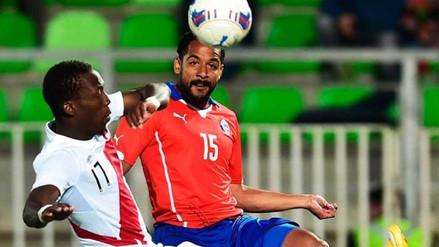 Jean Beausejour alentará a la Selección Peruana en Rusia 2018