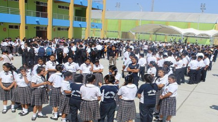 Piden a directores de colegios no exponer a niños a altos niveles de radiación solar