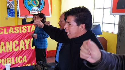 Pedro Castillo en contra de contratación de venezolanos al magisterio
