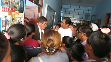 Página web de la UGEL Huancayo colapsó por matrículas para secundaria
