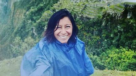 Buscan en tierra cuerpo de turista española perdida en Cusco