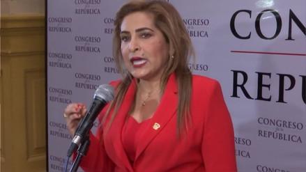 Maritza García presentó una denuncia constitucional contra el Defensor del Pueblo