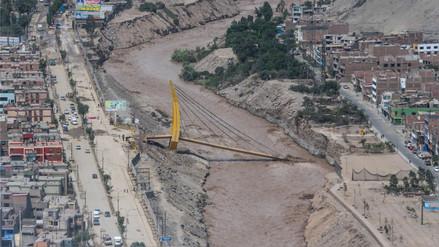 Vecinos exigen la reconstrucción del puente Solidaridad