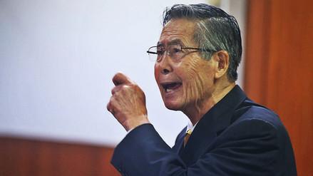 """Juan Sheput aseguró que el juicio a Fujimori por el caso Pativilca """"tiene que seguir"""""""