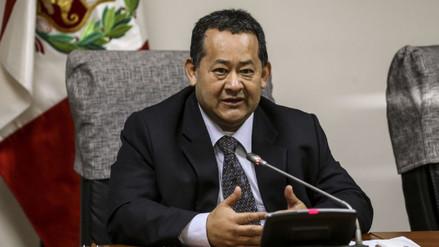 Bienvenido Ramírez presentó una nueva denuncia constitucional contra el Defensor del Pueblo