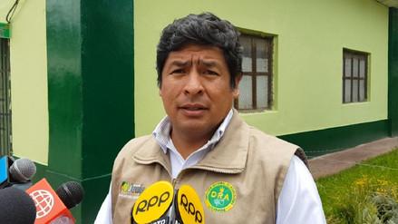 Director de Agricultura exige atención para los productores de papa