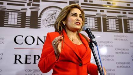 Comité Disciplinario de Fuerza Popular recomendó también la expulsión de Maritza García