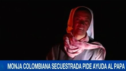 Monja colombiana secuestrada por Al Qaeda pidió ayuda al papa Francisco