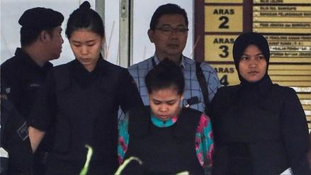 """Norcoreano pagó a acusada por la muerte del hermano de Kim Jong-un para que haga """"bromas"""""""