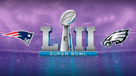 Todo lo que tienes que saber para ver el Super Bowl LII
