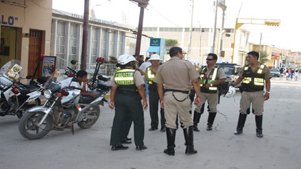 Policía trabaja para detener al asesino del dirigente de Castilla