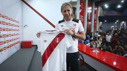 Selección Peruana: Ricardo Gareca inició viaje a Colombia, Brasil y Argentina