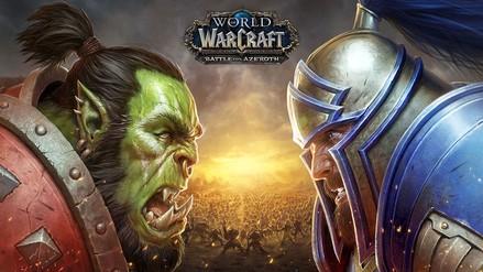 La Batalla por Azeroth llega a World of Warcraft