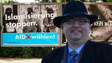Un político alemán de extrema derecha se convirtió al islam