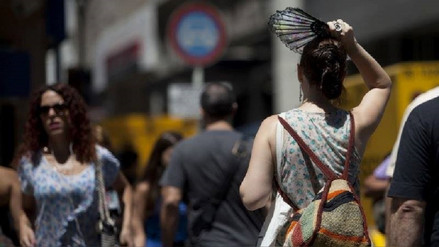 Piura, Morropón y Sullana reportan temperaturas de 36 °C