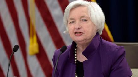 Fed deja sin cambios tasas de interés de EE.UU. en última reunión de Yellen