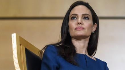Angelina Jolie y la OTAN trabajan contra la violencia sexual