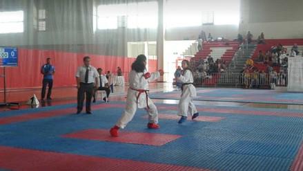 Federación de Karate ve como acto