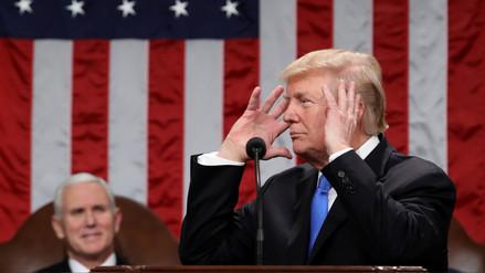 Trump advierte de que China y Rusia son una amenaza a la economía y los valores de EE.UU.