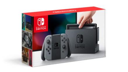 Las ventas de Nintendo Switch superaron oficialmente las de Wii U