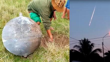 Todo lo que se sabe sobre la 'bola de fuego' que cayó en Puno