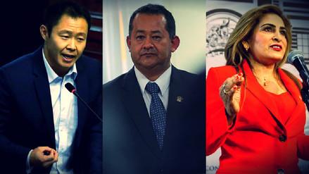 Comité de disciplina de Fuerza Popular recomendó expulsar a Kenji Fujimori