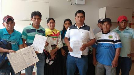 Comuneros de Huayabamba declararán persona no grata a su alcalde de Kañaris