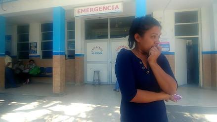 Niño presenta complicaciones por varicela y permanece hospitalizado en Piura