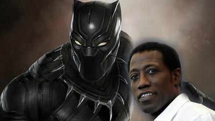 Black Panther: Wesley Snipes y la vez que pudo ser T'Challa