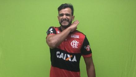Henrique Dourado, el delantero que reemplazará a Paolo Guerrero en Flamengo