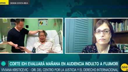 Indulto a Fujimori: defensa de víctimas confía en que Corte IDH les dará la razón