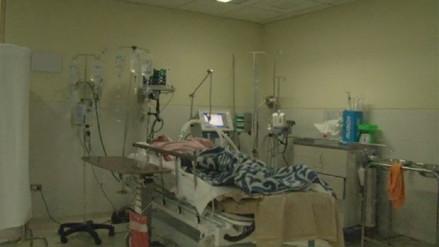 Un herido de gravedad dejó disturbios en Concepción
