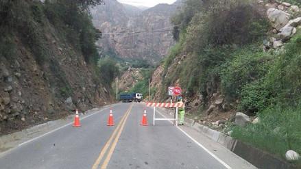 Transportistas exigen mejoramiento de carretera entre Huamachuco y Trujillo
