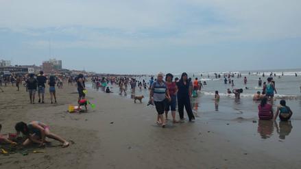 Se desconoce estado de playas de Chiclayo por falta de evaluación del sector Salud