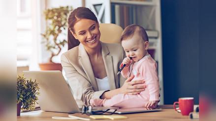 ¿Cómo evitar el síndrome de la madre perfecta?