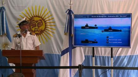 Los familiares de los submarinistas desaparecidos recurren a una vidente