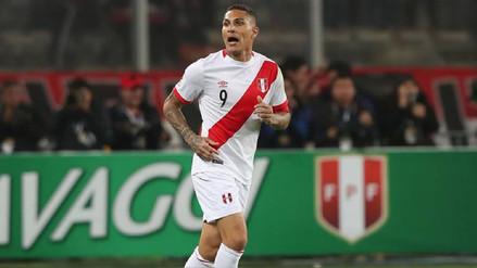 Guerrero viajó a Argentina para iniciar su preparación con miras al Mundial