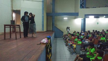 Intensifican charlas a menores para prevenir casos de bullying