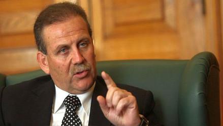 Alberto Tejada es nuevo presidente de la Comisión Nacional de Árbitros