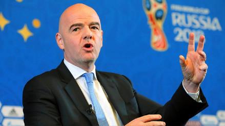 Gianni Infantino dice que no tiene candidato favorito para el Mundial 2026