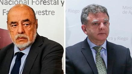 Cambios en el Ministerio de Agricultura: los dos viceministros dejaron sus puestos