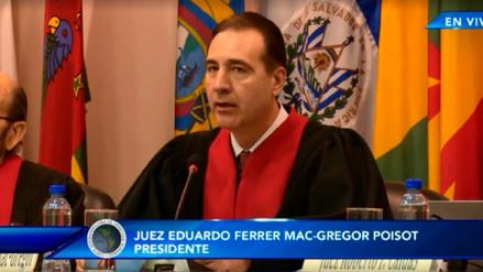 Corte IDH evaluó el cumplimiento de la sentencia a Fujimori por Barrios Altos y La Cantuta