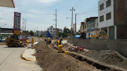 Inician trabajos tras la protesta de vecinos de la Urbanización Cerro Salaverry