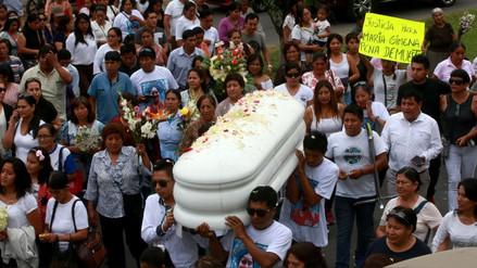Identifican a presunto asesino de menor calcinada en San Juan de Lurigancho