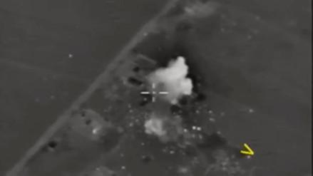 Al menos 30 yihadistas muertos en bombardeo por ofensiva rusa tras derribo de caza